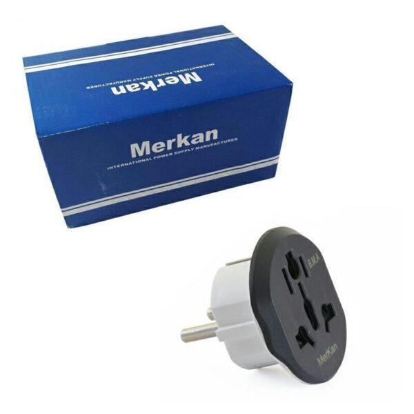 تبدیل برق وارداتی Merkan 16A