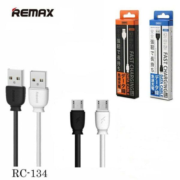 کابل شارژ میکرو REMAX RC-134m