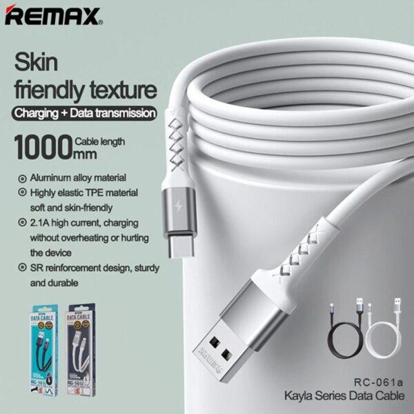 کابل شارژ میکرو Remax RC-161m