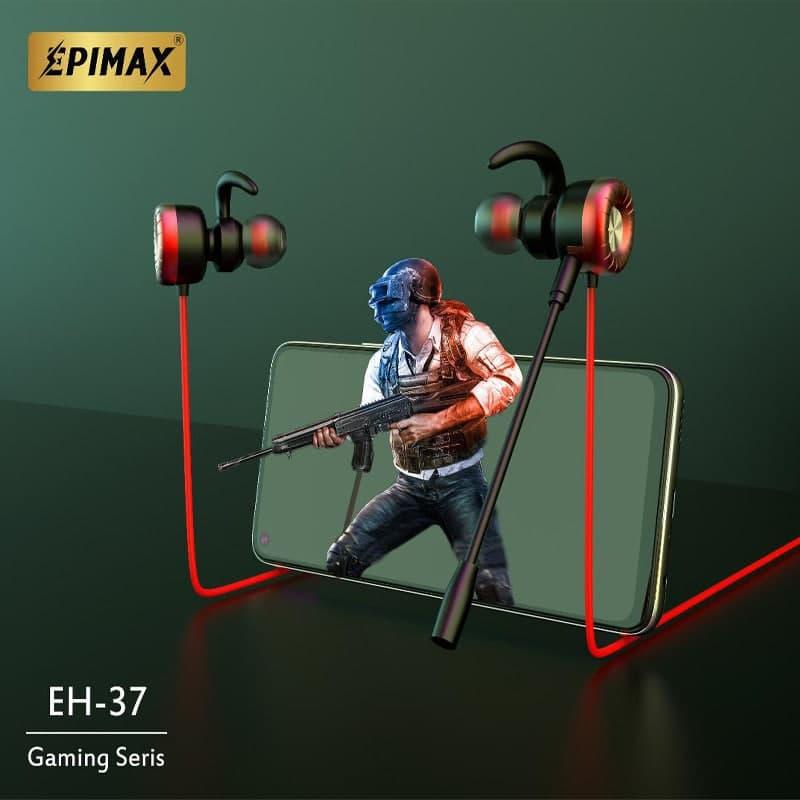 هندزفری گیمینگ EPIMAX EH-37