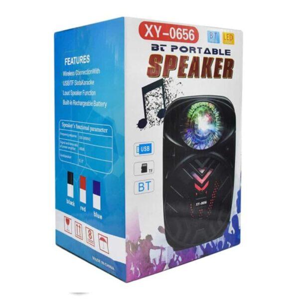 اسپیکر بلوتوثی XY-0656 6.5