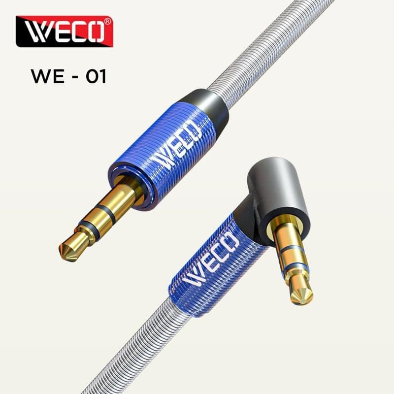 کابل AUX WECO WE-01