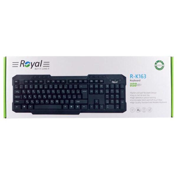 کیبورد Royal R-K163