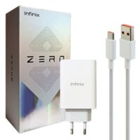 شارژر 33 وات به همراه کابل تایپ سی Infinix Zero 8
